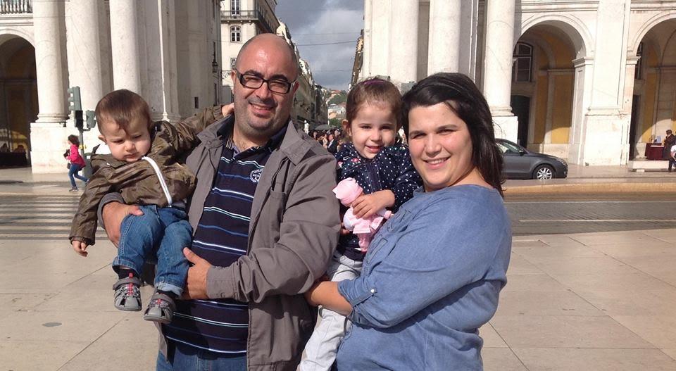 Pr. Ismael e Familia