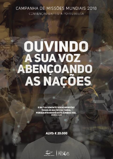 Abril –  Mês de Missões Mundiais